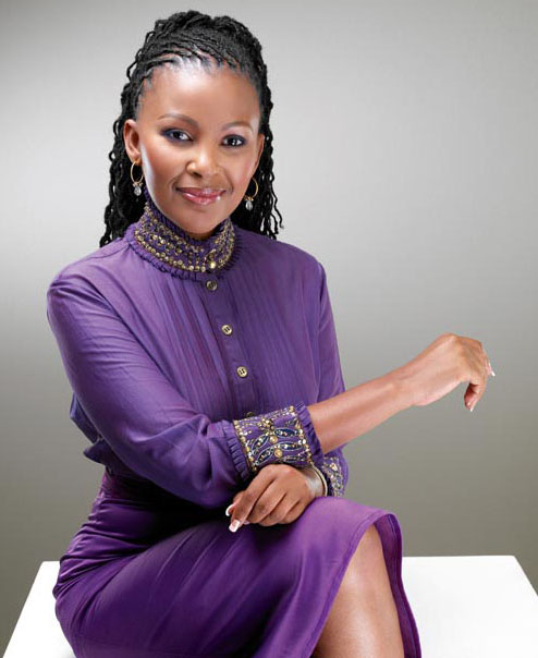Gerry Rantseli Elsdon - Motivational Speaker
